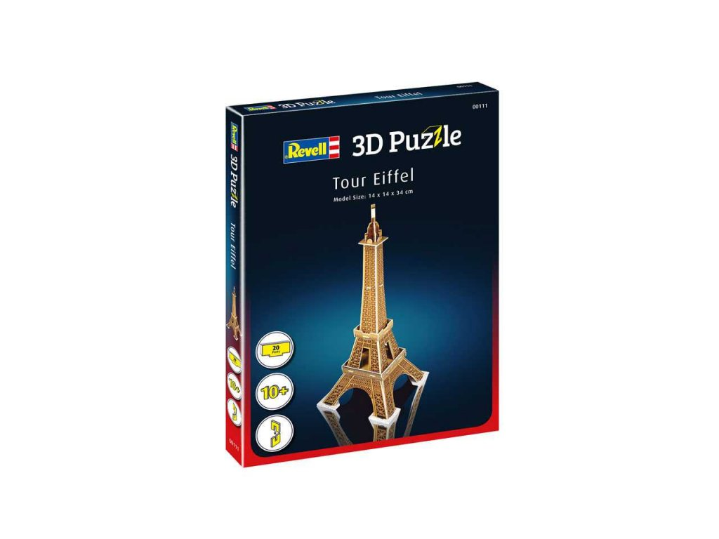3D Puzzle REVELL 00111 Eiffel Tower a99952160 10374