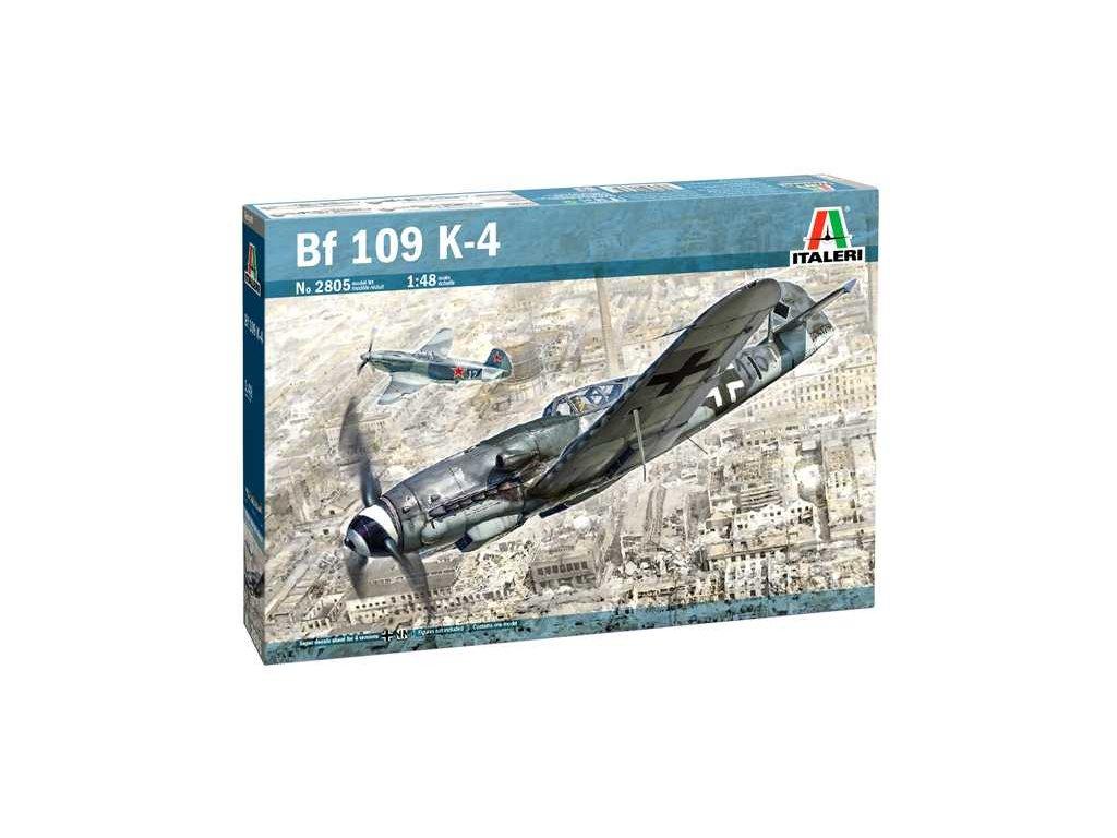 Model Kit letadlo 2805 Bf 109 K 4 1 48 a110159581 10374