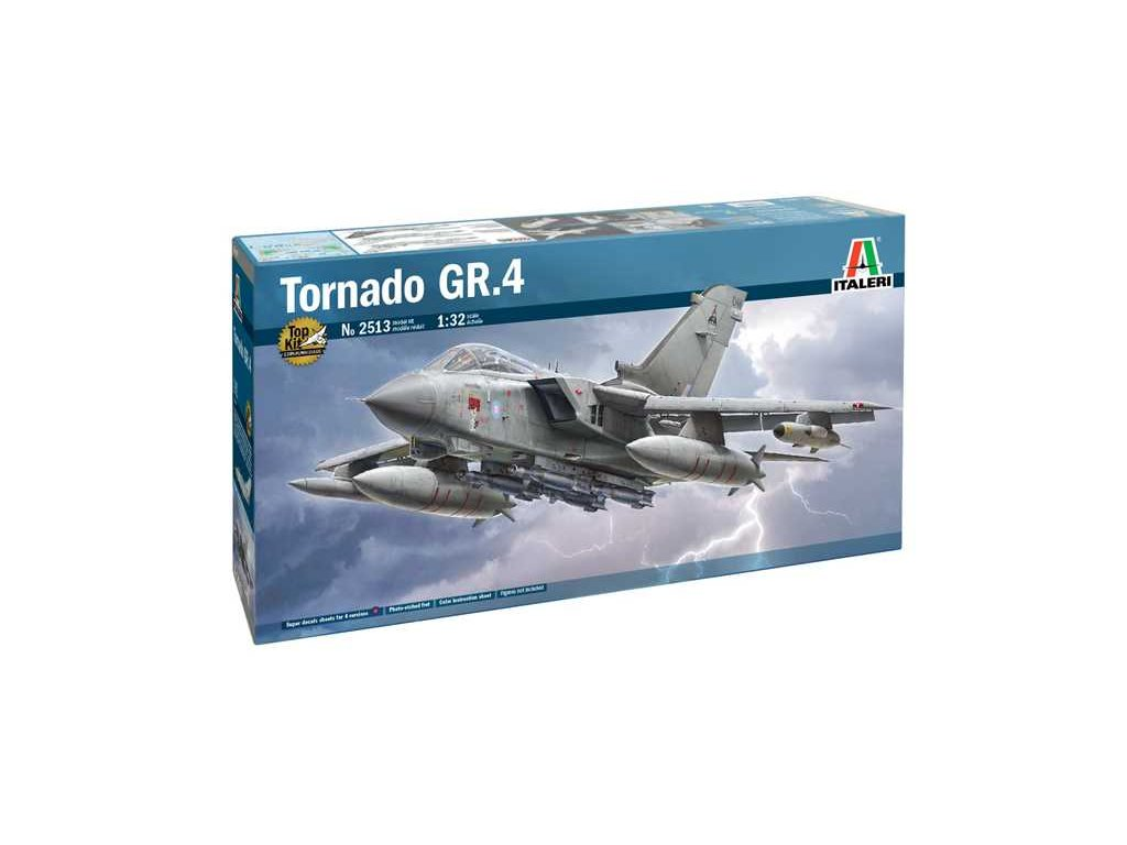 Model Kit letadlo 2513 TORNADO GR 4 1 32 a76010072 10374