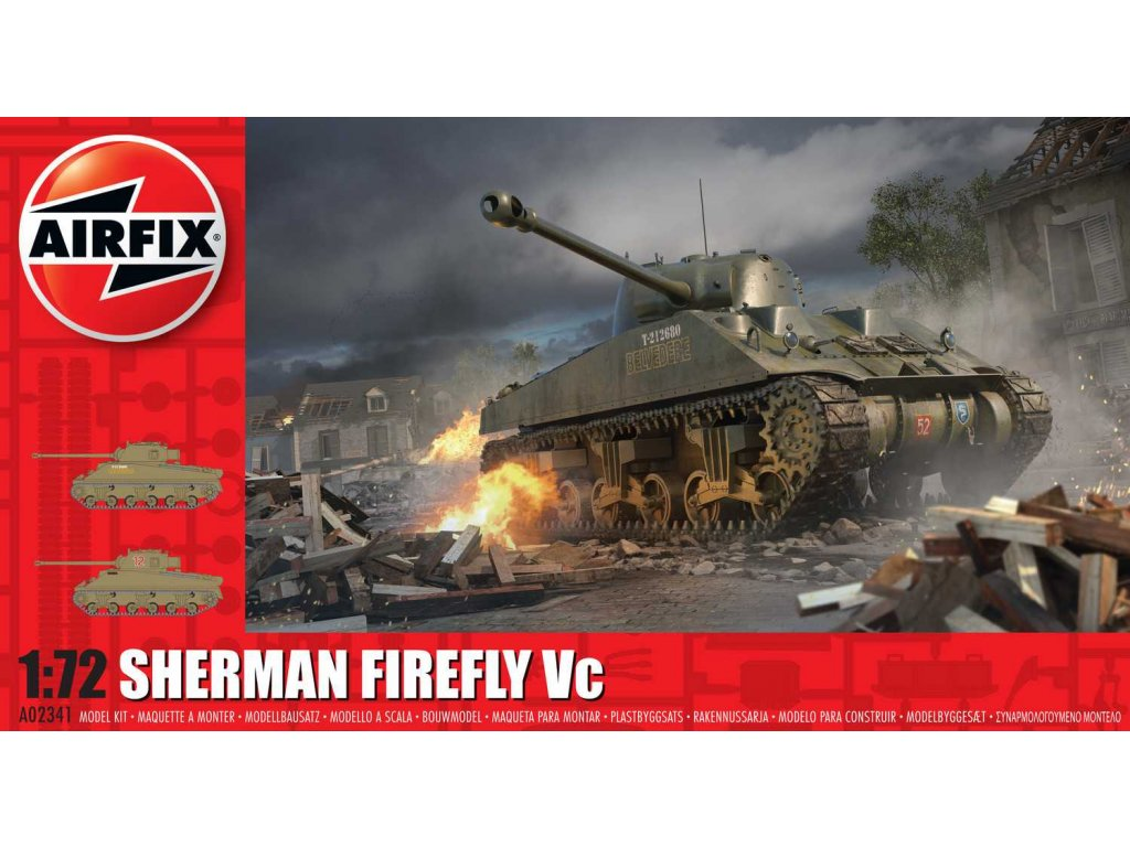 Classic Kit military A02341 Sherman Firefly 1 72 a109444964 10374