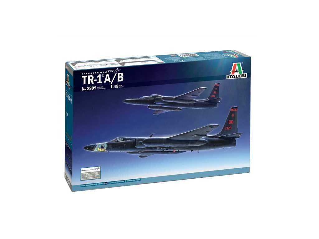 Model Kit letadlo 2809 Lockheed TR 1A B 1 48 a118290323 10374