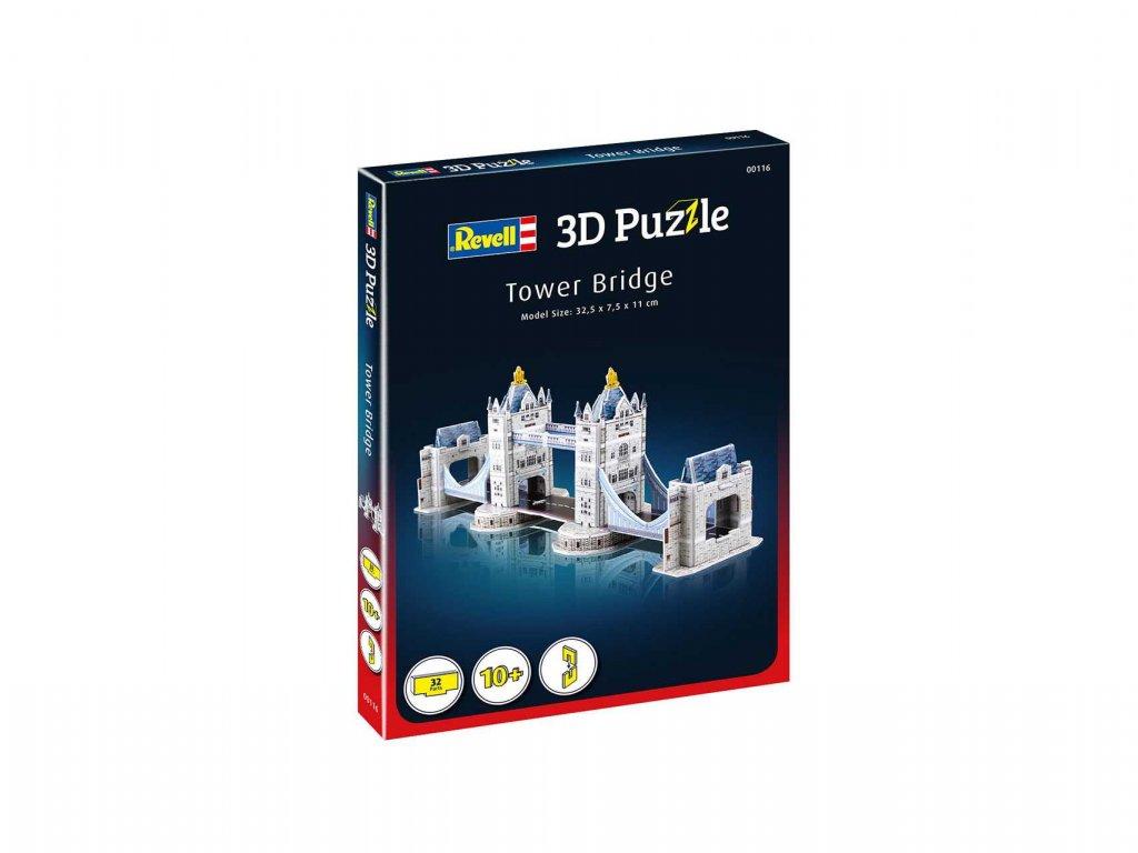 3D Puzzle REVELL 00116 Tower Bridge a109311835 10374
