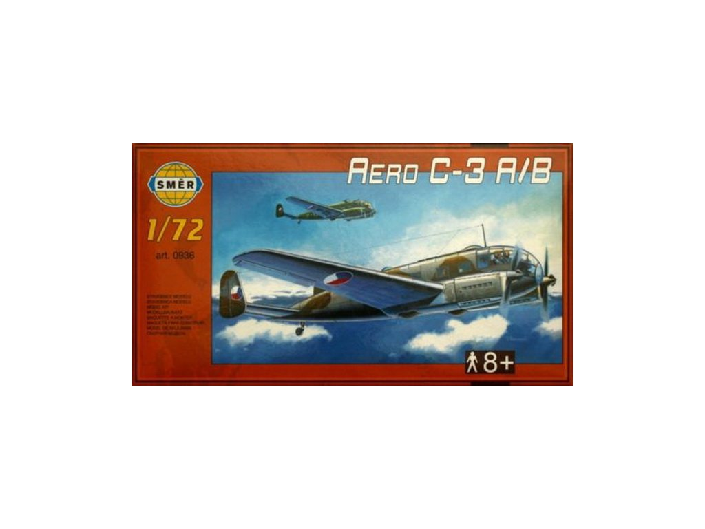 Aero C-3 A/B 1:72