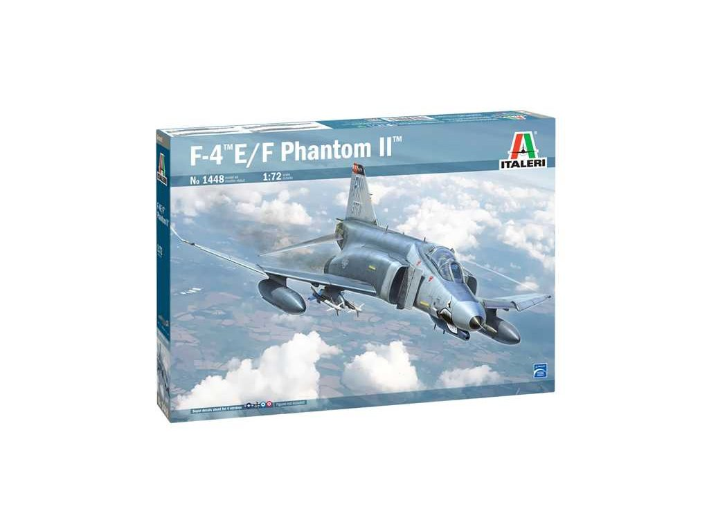 Model Kit letadlo 1448 F 4E F Phantom II 1 72 a120803279 10374