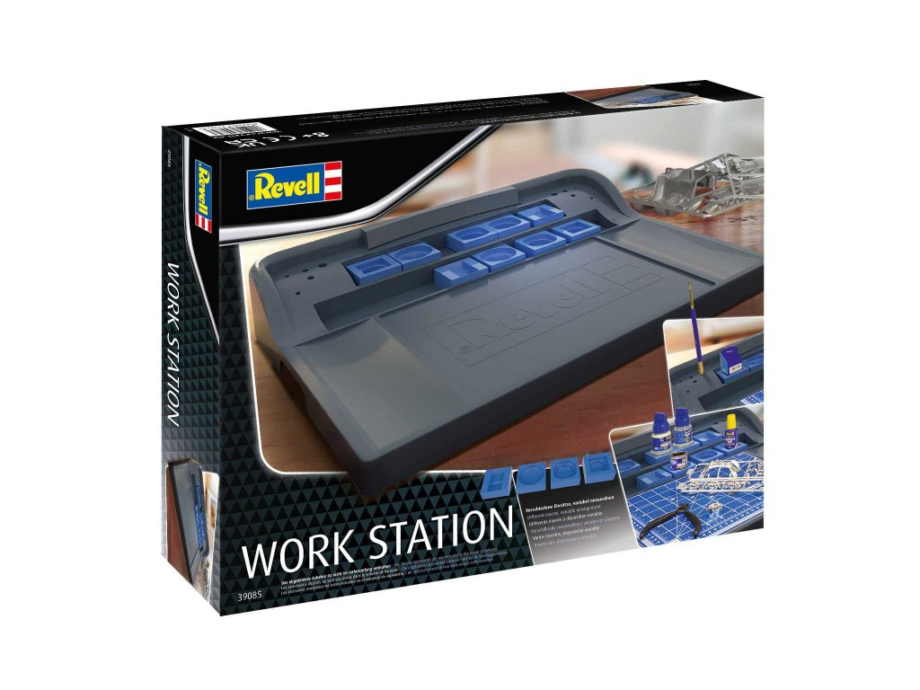 Working Station 39085 a109311415 10374