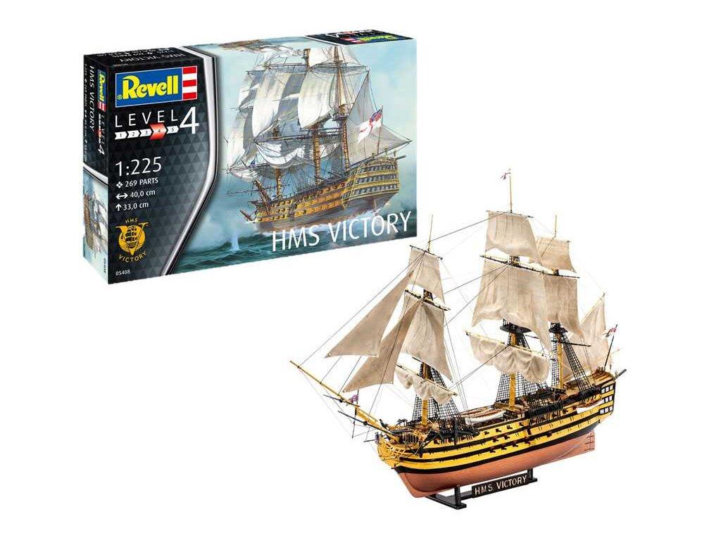 ModelSet lod 65408 HMS Victory 1 225 a119007628 10374