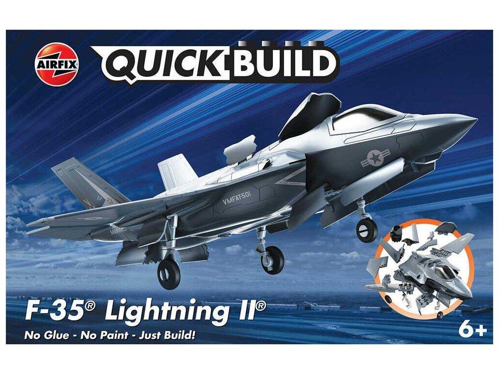 Quick Build letadlo J6040 F 35B Lightning II a109444241 10374