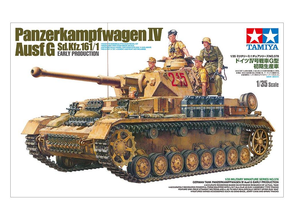 Pz.Kpfw.IV Ausf.G early 1:35