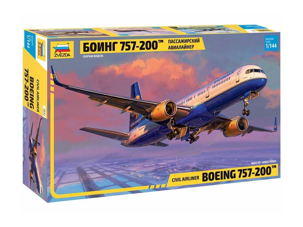 Model Kit letadlo 7032 Boeing 757 200 1 144 a120129900 10374