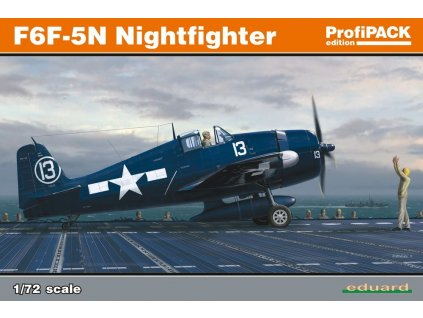 F6F-5N Nightfighter ProfiPACK 1:72