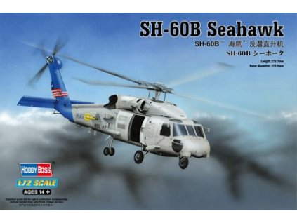 Sikorsky SH-60B Seahawk 1:72