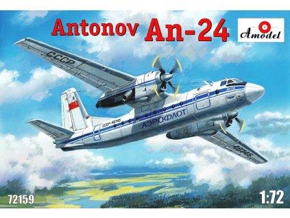 Antonov An-24 1:72