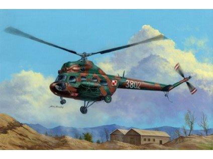 Mil Mi-2T Hoplite 1:72