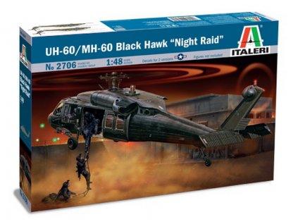 "UH-60 Black Hawk ""Night Raid"" 1:48"