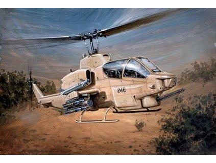 Bell AH-1W Super Cobra 1:48