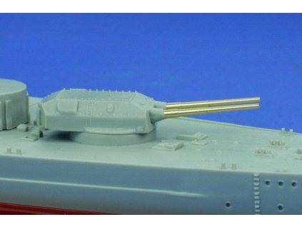 Bismarck, Tirpiz 38cm L/52 SK C/34 (8ks) 1:700