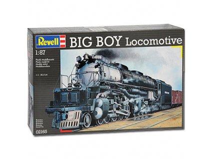 Lokomotiva Big Boy 1:87