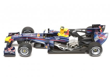 Red Bull Racing Renault RB6 1:20