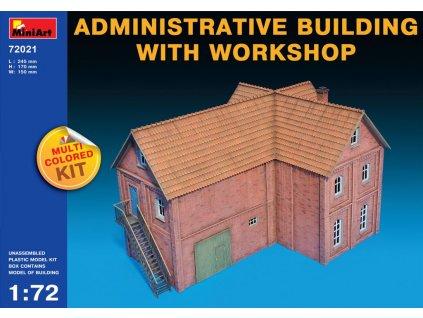Administrative Building 1:72