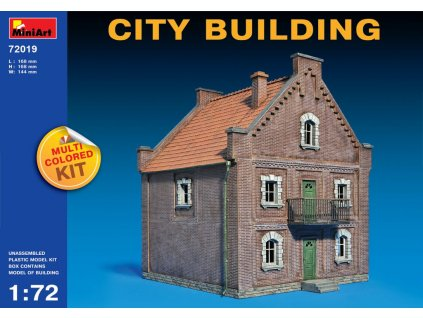 City Building 1:72