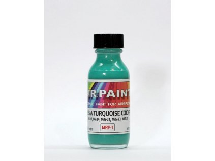 MRP-001 Russia Turquoise cockpit 30ml