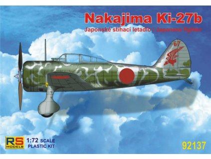 Nakajima Ki-27b 1:72