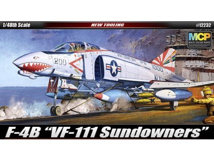 F-4B VF-111 Sundowners 1:48