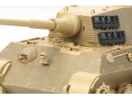 Zimmerit Coating Sheet - King Tiger Production Turret 1:35