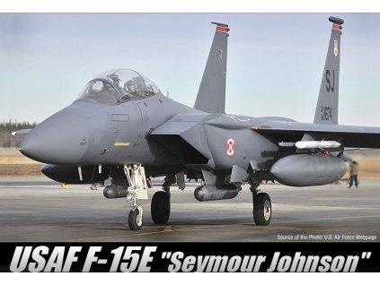 F-15E Seymour Johnson 1:48