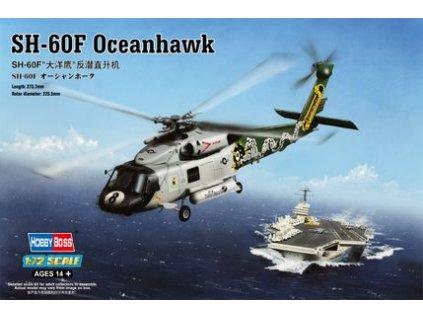 SH-60F Oceanhawk 1:72