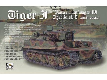 Pz.Kpfw.VI Tiger I (Late production) 1:35