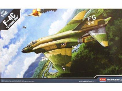 """F-4C USAF """"Vietnamese War"""" 1:48"""