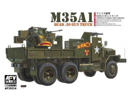 M35A1 Vietnam Gun Truck 1:35