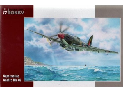 Supermarine Seafire Mk.46 1:72