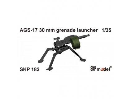 Granátomet AGS-17 1:35