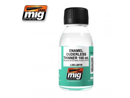 Enamel Ouderless Thinner 100ml