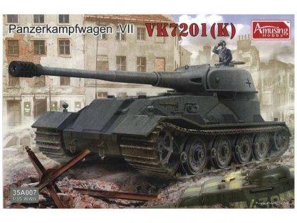 German Panzerkapfwagen VK7201 (K) 1:35