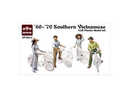 60~70' Southern Vietnamese 1:35