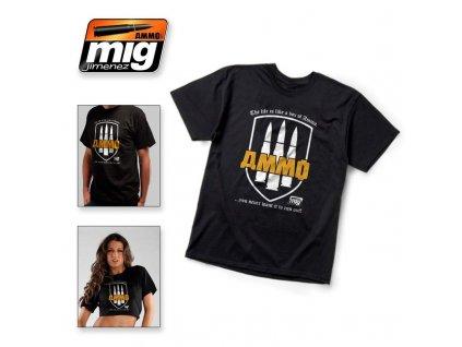 AMMO T-shirt L