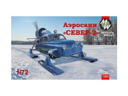 Aerosan SEVR-2 1:72