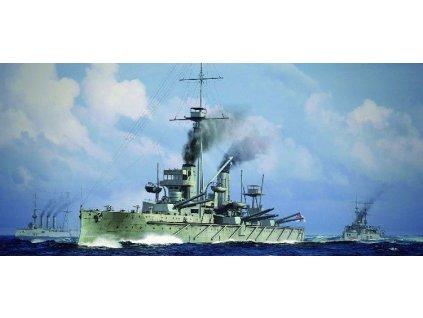HMS Dreadnought 1915 1:700
