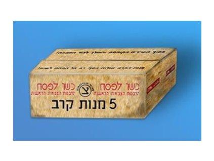 Combat Rations Boxes, Israel 1:35