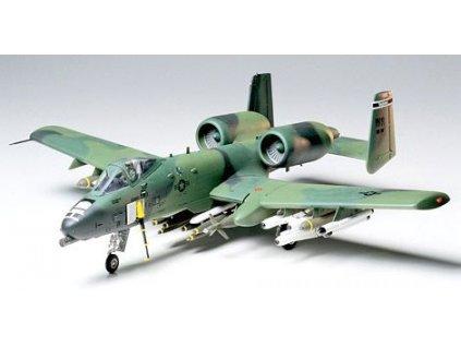 Fairchild Republic A-10A Thunderbolt II 1:48