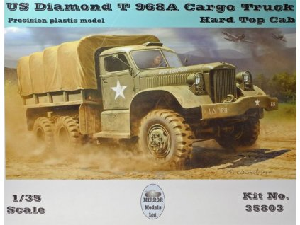 US Diamond T 968A Cargo Truck 1:35