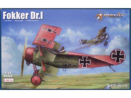 Fokker DR. I 1:24