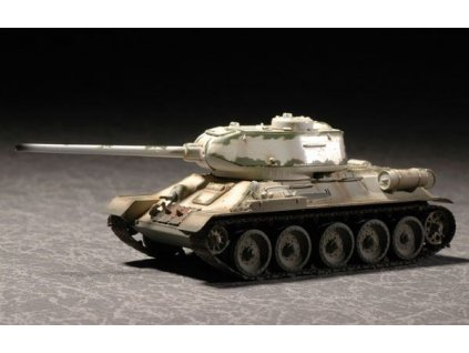 T-34/85 - Rusian Army Winter Marking 1:72