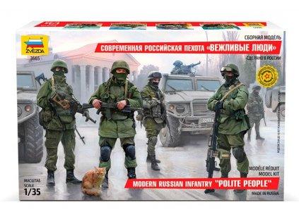 Modern Russian Infantry 1:35