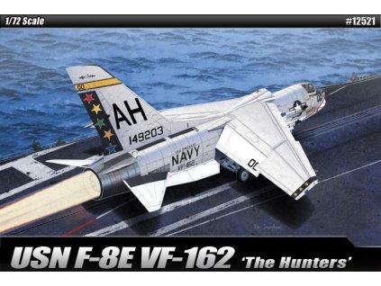 """F-8E VF-162 """"The Hunters"""" 1:72"""