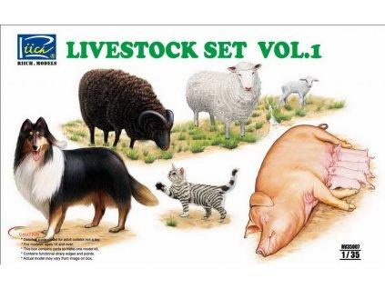Livestock set vol.1 1:35