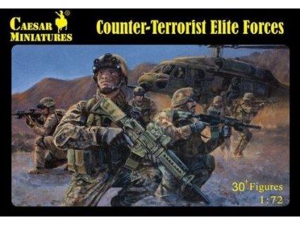 Counter-Terrorist Elite Forces 1:72